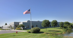 BinMaster manufacturing plant in Lincoln, Nebraska, USA