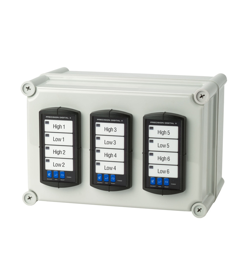 Point Level Alarm Panel